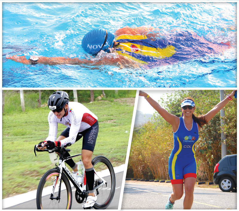 CollageTriatlon